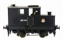 Dapol 7S-005-005 Class Y3 Sentinel 68164 in BR black early emblem